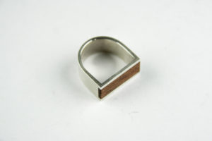 Ring «Sixties»