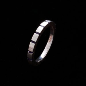 Ring «Strich//Code»
