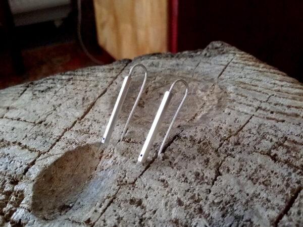 Ohrhänger «Stäbchen»