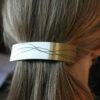 Haarspange «Sinus»