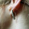 Ohrhänger «Strich//Code»