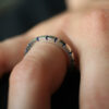 Ring «Strich//Code»