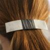 Haarspange «Strichleiter»