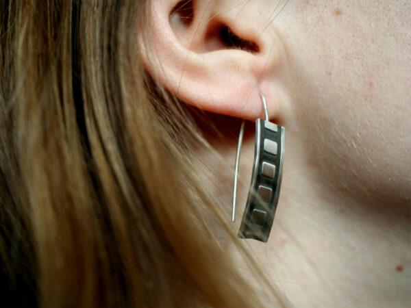 Ohrhänger «Super8»
