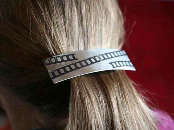 Haarspange «Super8»